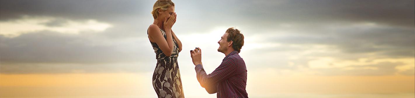 DeBruyloft Verlovingsringen