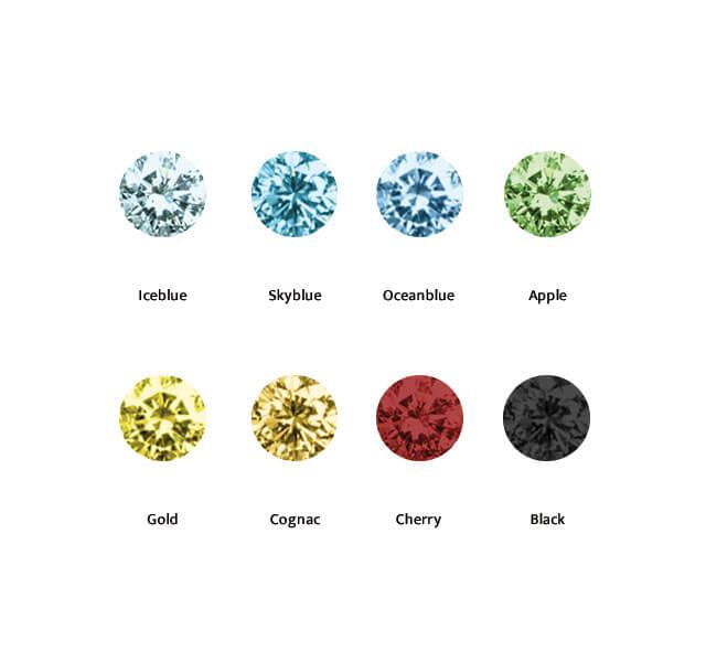 ColoredDiamonds