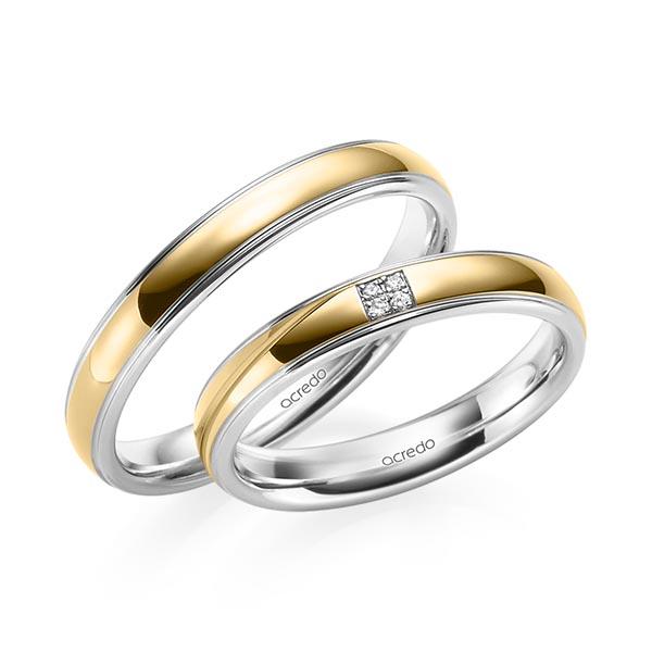 Acredo trouwringen: S-1228-1_WGWG_3_0_DEFAULT